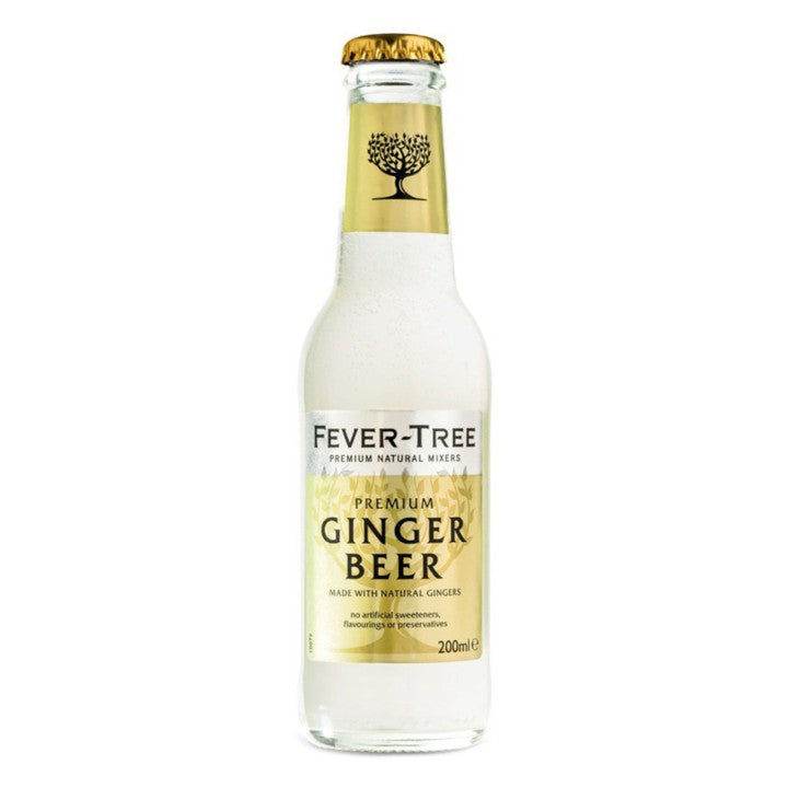 Fever-Tree Ginger Beer 24 x 200ml