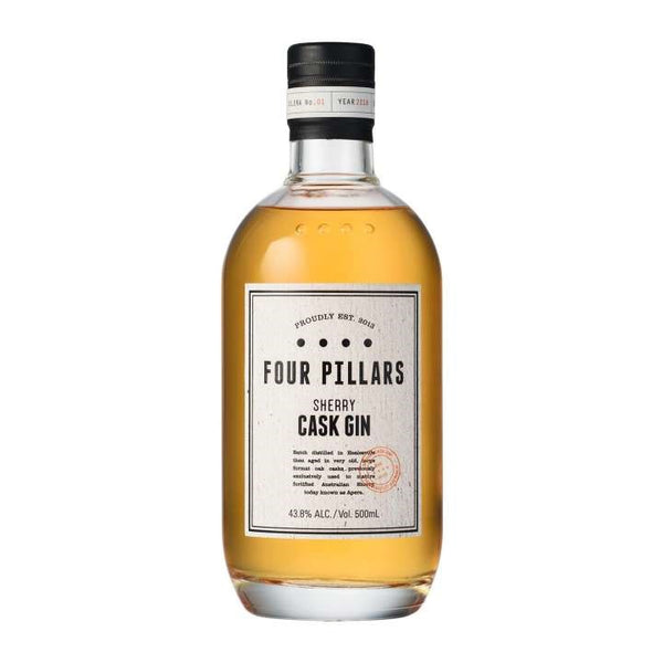 Four Pillars Sherry Cask Gin 50cl 43.8%