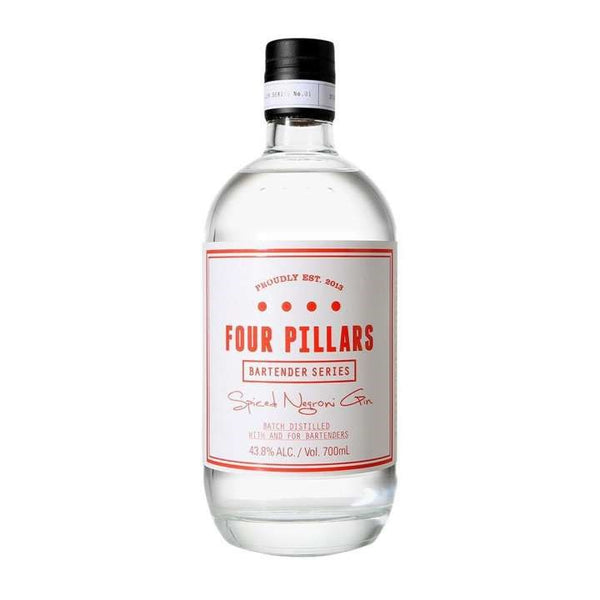 Four Pillars Spiced Negroni Gin 70cl 43.8%