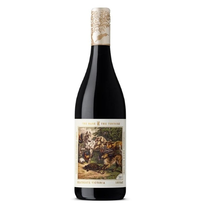 Hare and Tortoise Shiraz 2017 75cl