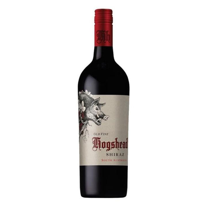 Hogs Head Shiraz 2017 75cl