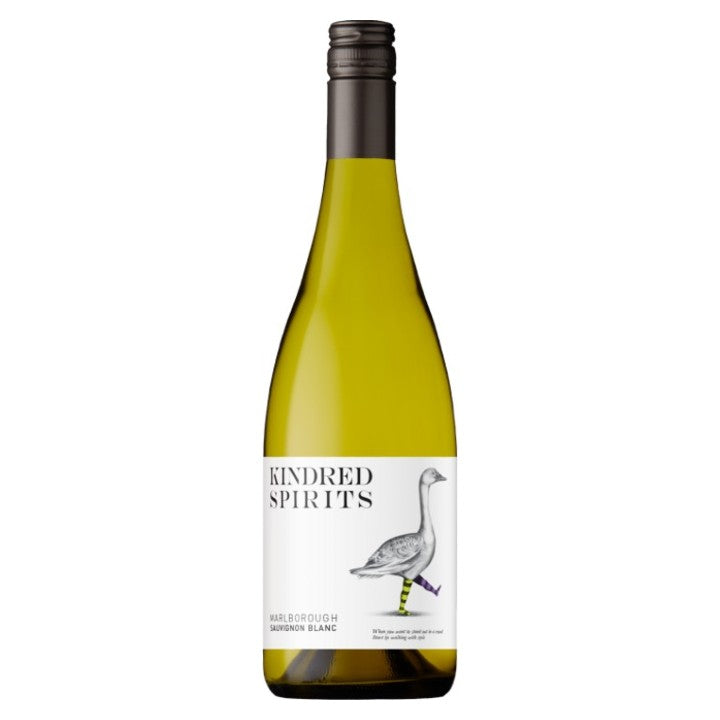 Kindred Spirits Marlborough Sauvignon Blanc 2018 75cl