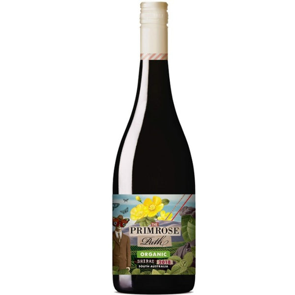 Primrose Path Organic Shiraz 2018 75cl
