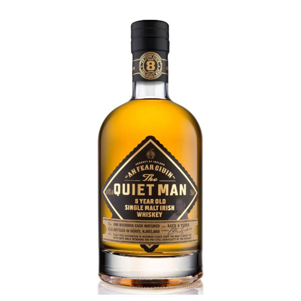 The Quiet Man 8 Year Single Malt 70cl 40%