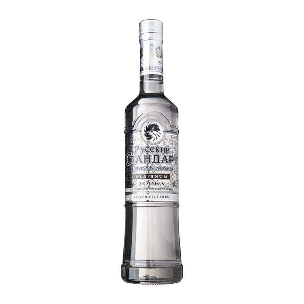 Russian Standard Platinum Vodka 70cl 40%