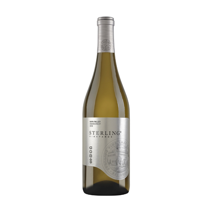Sterling Napa Valley Chardonnay 2015 75cl