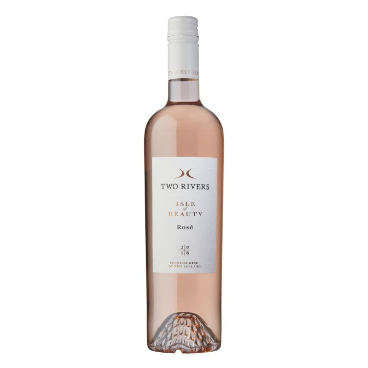 Two Rivers Isle of Beauty Rose 2018 75cl