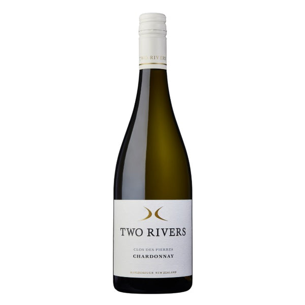 Two Rivers Clos Des Pierres Chardonnay 2017 75cl