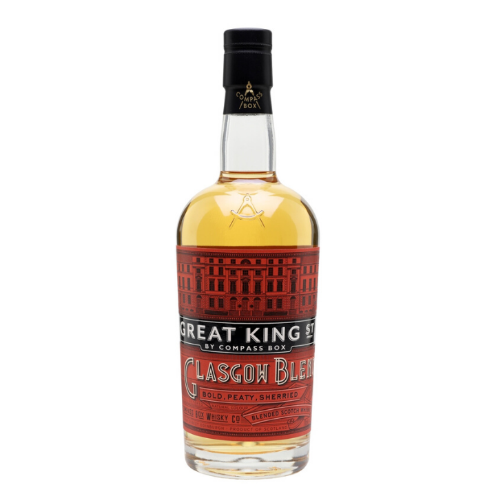 Compass Box Great King St. Glasgow Whisky 70cl 43%