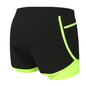 Running Shorts Gym Trunks M-4XL Man Gym Short Pants Short ,Sport Cycling Shorts - outoff