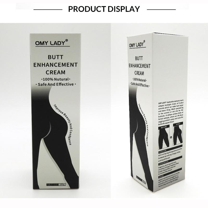 100g Natural Butt Enhancement Cream Sexy Hip Buttock Enlargement Hip Enhancer Ass Lift Up Plant Extract Effective Massage Cream - outoff
