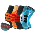Outdoor Sports Knee Support Sleeve Basketball Running Support Protection Pad Cushion Basketball Compression Protection Leg - outoff