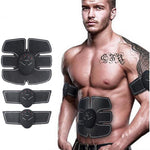 Wireless Muscle Stimulator EMS Stimulation Body Slimming Beauty Machine Abdominal Muscle Exerciser Training Device  Massager - outoff