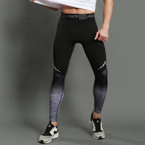 Running Compression Pants - outoff