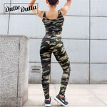 Women Sportwear Gym Clothing Set - outoff