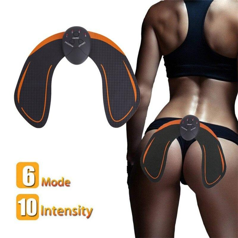 Smart Household Hip Trainer Ass Builder Buttock Tighter Lifter Massager Electric Vibration Muscle Stimulator Relaxtion Machine - outoff