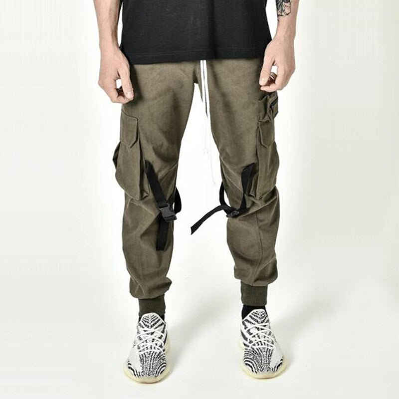 Outoff Street Hip Hop Casual Jogging Training Pants