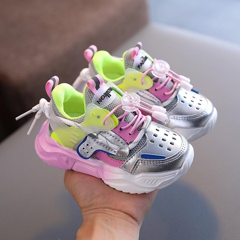 Baby Girls Boys Casual Shoes - outoff