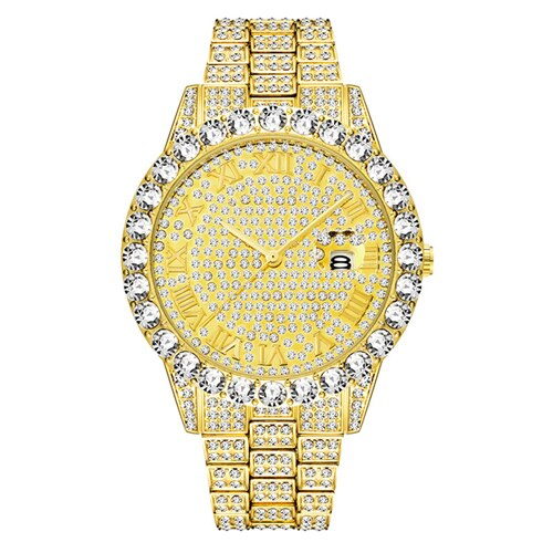 Iced Out Brand Luxury Watch - outoff