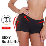 Body tummy shaper Shorts Lace Butt Lifter With Tummy Control - outoff