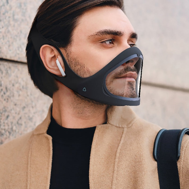 Reusable Smart Magnetic Fog-proof Durable Mask - outoff