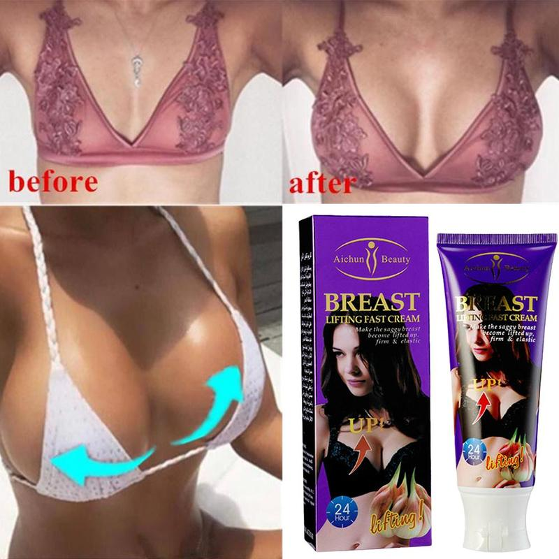 Thailand Aichun Garlic Must Up Cream Breast Enhancement Cream & Breast Increase Tightness Big Bust Breast Care Cream - outoff