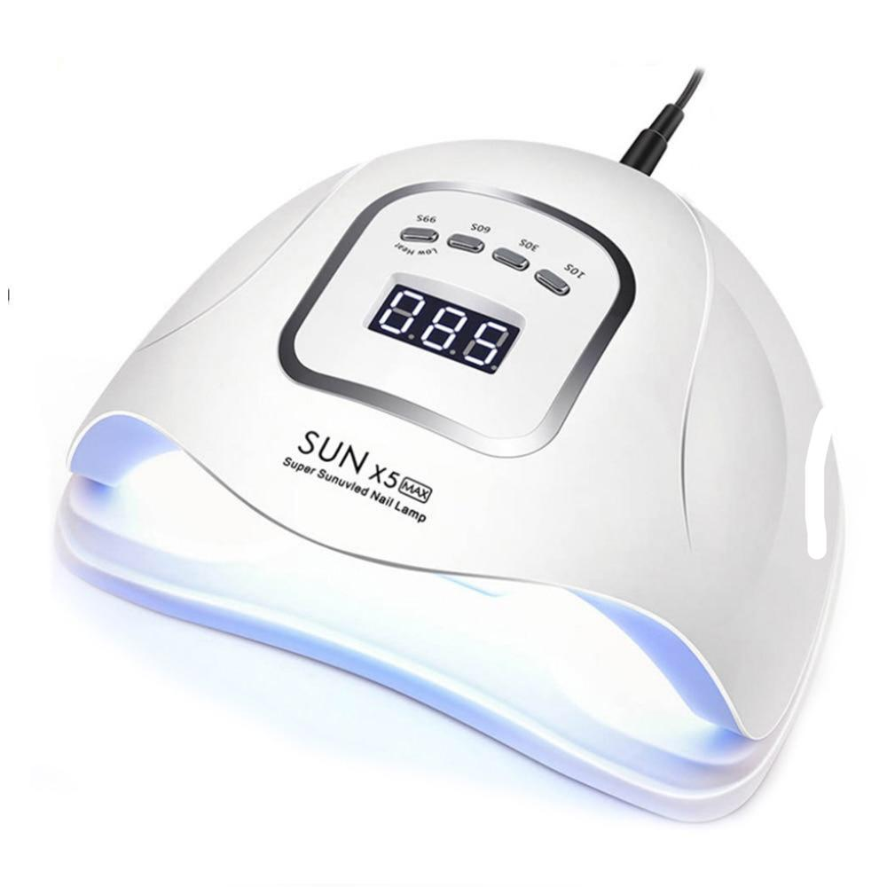 SUNX5 Max 90/72W LED Lamp Nail Dryer - outoff