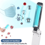 Portable Handheld UV Sterilization Lamp for Disinfection - outoff