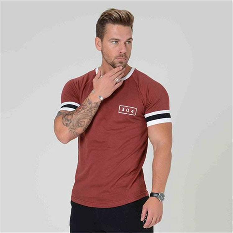 Outoff 304 Streetwear T-shirt B1114 - outoff