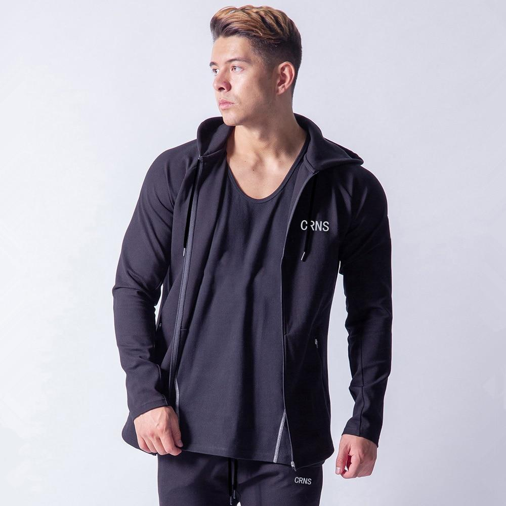 Hoodie Pants Sets Men Tracksuit - outoff