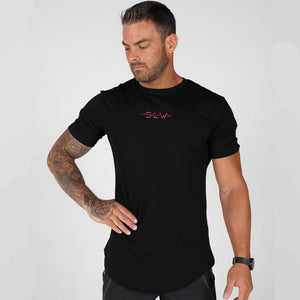 Outoff v9 Casual Cotton Print T-shirt - outoff