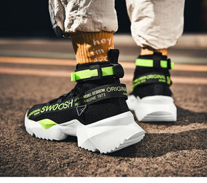 OutOff 'SWOOSH' V1 Sneakers - outoff