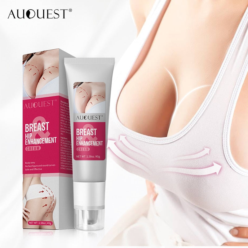 Breast - Butt Enhancer Skin Firming and Lifting Body Cream Elasticity Breast Hip Enhancement Cream Busty Sexy Body Care - outoff