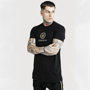 Siksilk Short Sleeve T-shirt - outoff