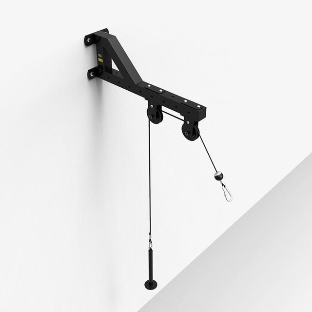 Home Gym Wall-mounted Cable Machine - outoff