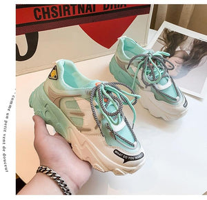 Vision Chunky v1 Women Sneakers - outoff
