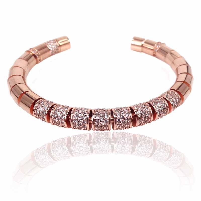 New Original Anil Arjandas Bracelets Rose Gold - outoff