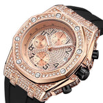 Luxury Sports Diamond Hip Hop Iced Out Watch v2 - outoff