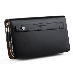 Luxury Brand Leather Wallets - outoff
