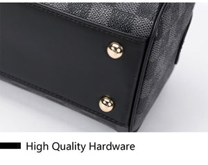Waterproof Toiletry Bags Leather Travel Cosmetic Bag Organizer Women Makeup Bag Portable Men's Make up Case Beauty Storage Bags - outoff