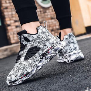 OutOff V1 Graffiti Sneakers - outoff