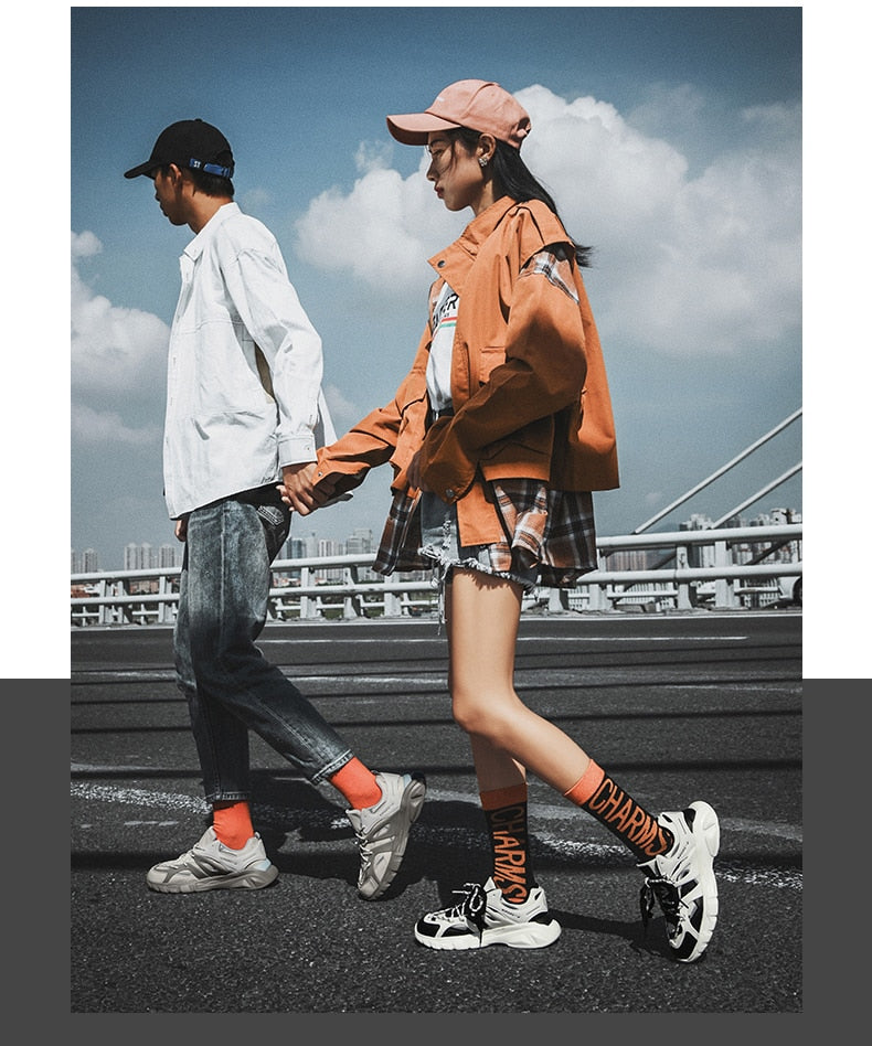 OutOff Fashion Iconic Unisex Sneakers - outoff