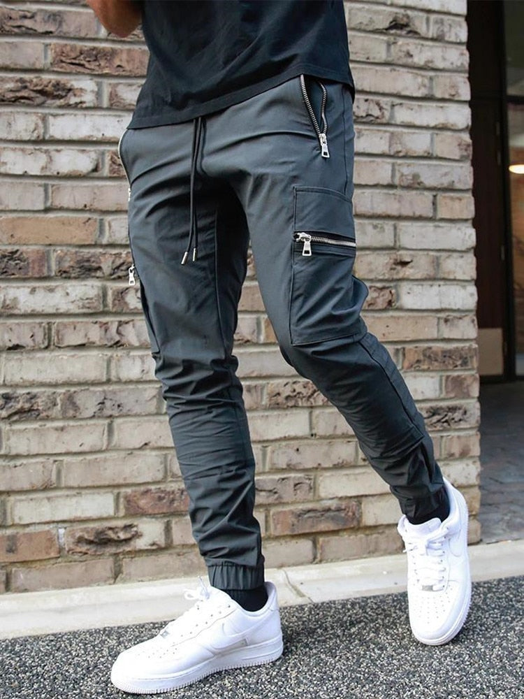 OUTOFF Cargo Pants S5439 - outoff