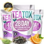 28 Days Detoxtea Bags Colon Cleanse Fat Burning Weight Loss - outoff