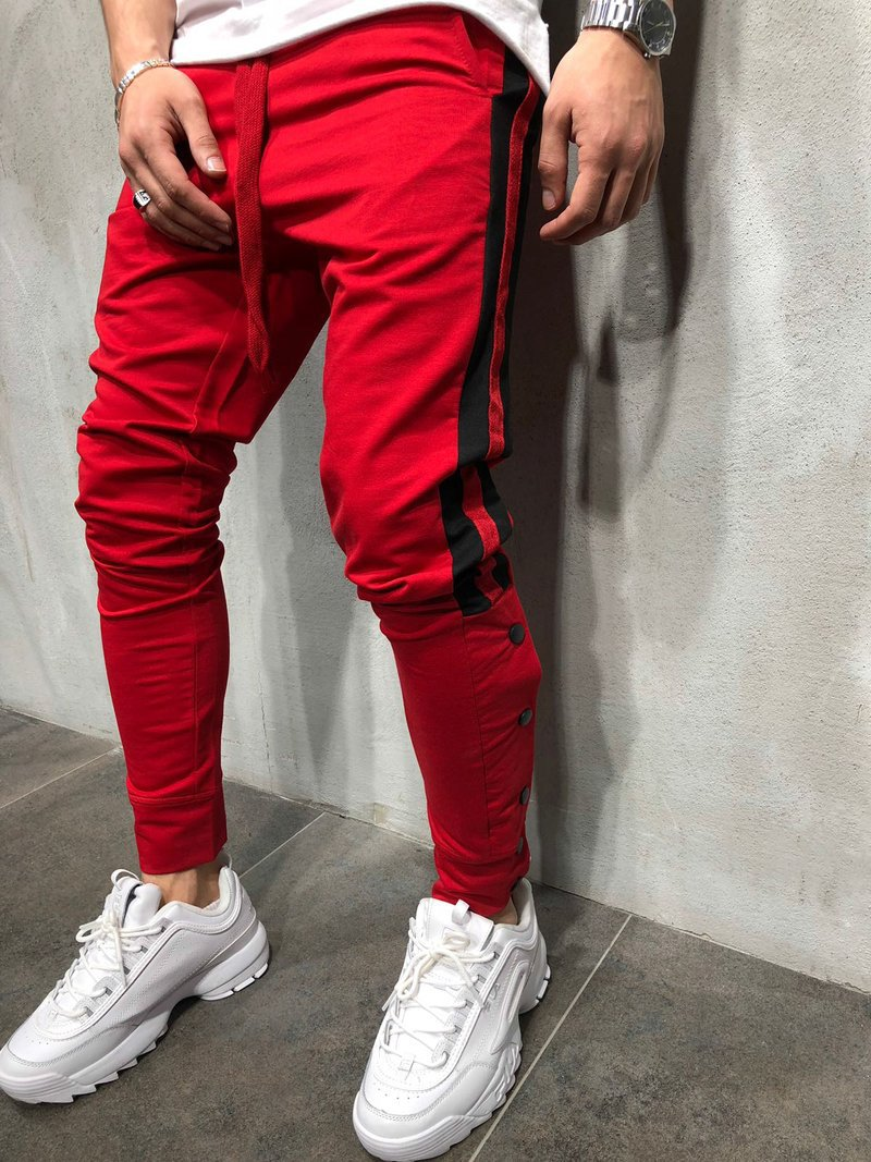 Outoff Men Streetstyle Joggers S6545