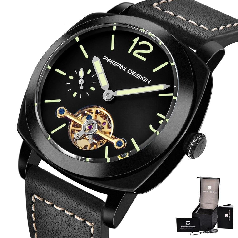 Radiomir Automatic Tourbillon Watch - outoff