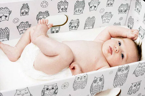 The US Is Finally Catching On To This Idea From Finland That Saves Babies' Lives