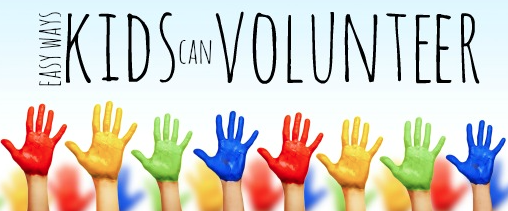 Community Kids: Volunteering Opportunities for Young Children