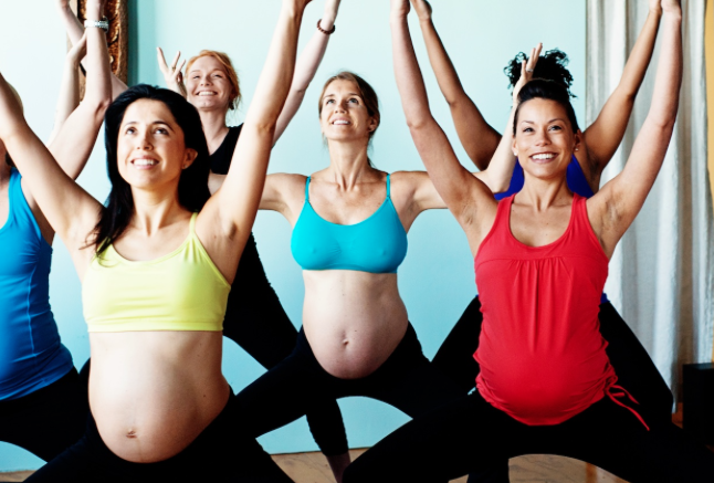 The Best Prenatal Yoga Poses