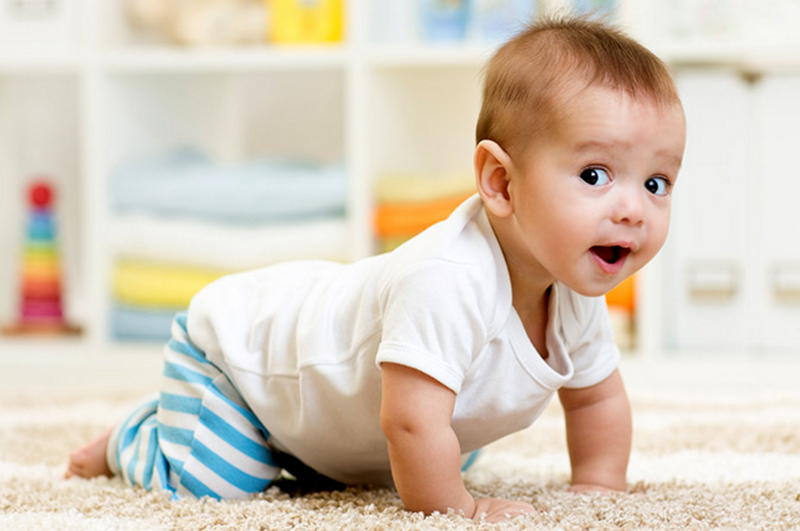 Ways to Support and Encourage Crawling